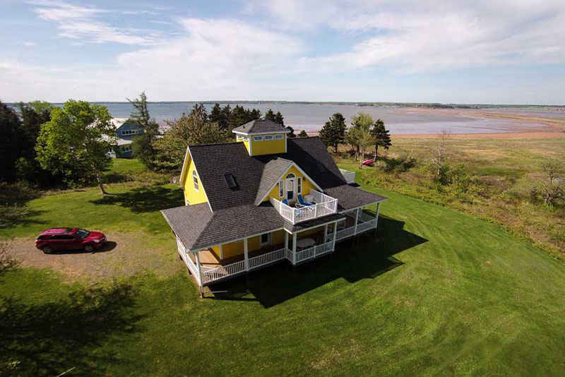 launching by the sea cottage rental prince edward island rh beachhousespei com